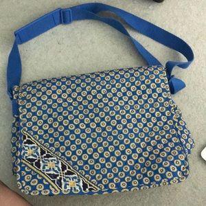 Vera Bradley Riviera Laptop Bag